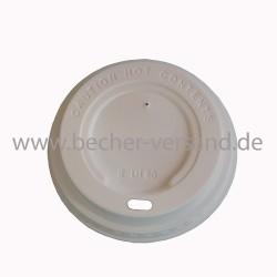 Kunststoff Deckel für 200 ccm Coffee to go Becher
