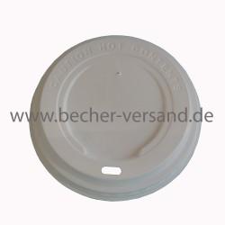 Kunststoff Deckel für 300 ccm Coffe to go Becher